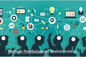 Metode Pembelajaran Brainstorming