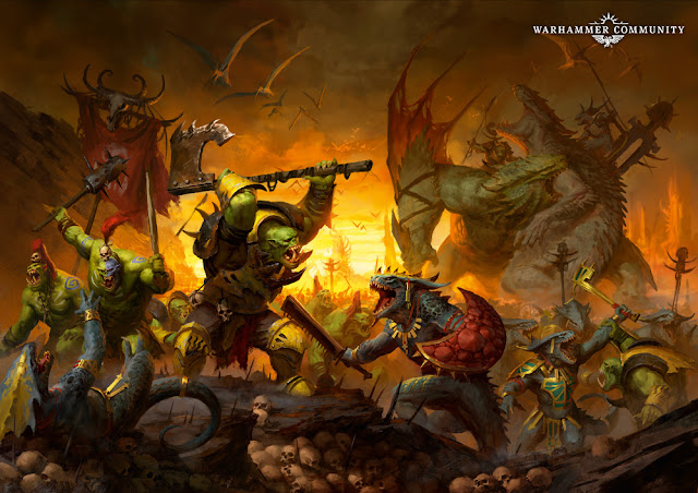 Battletotme Orruk Warclans