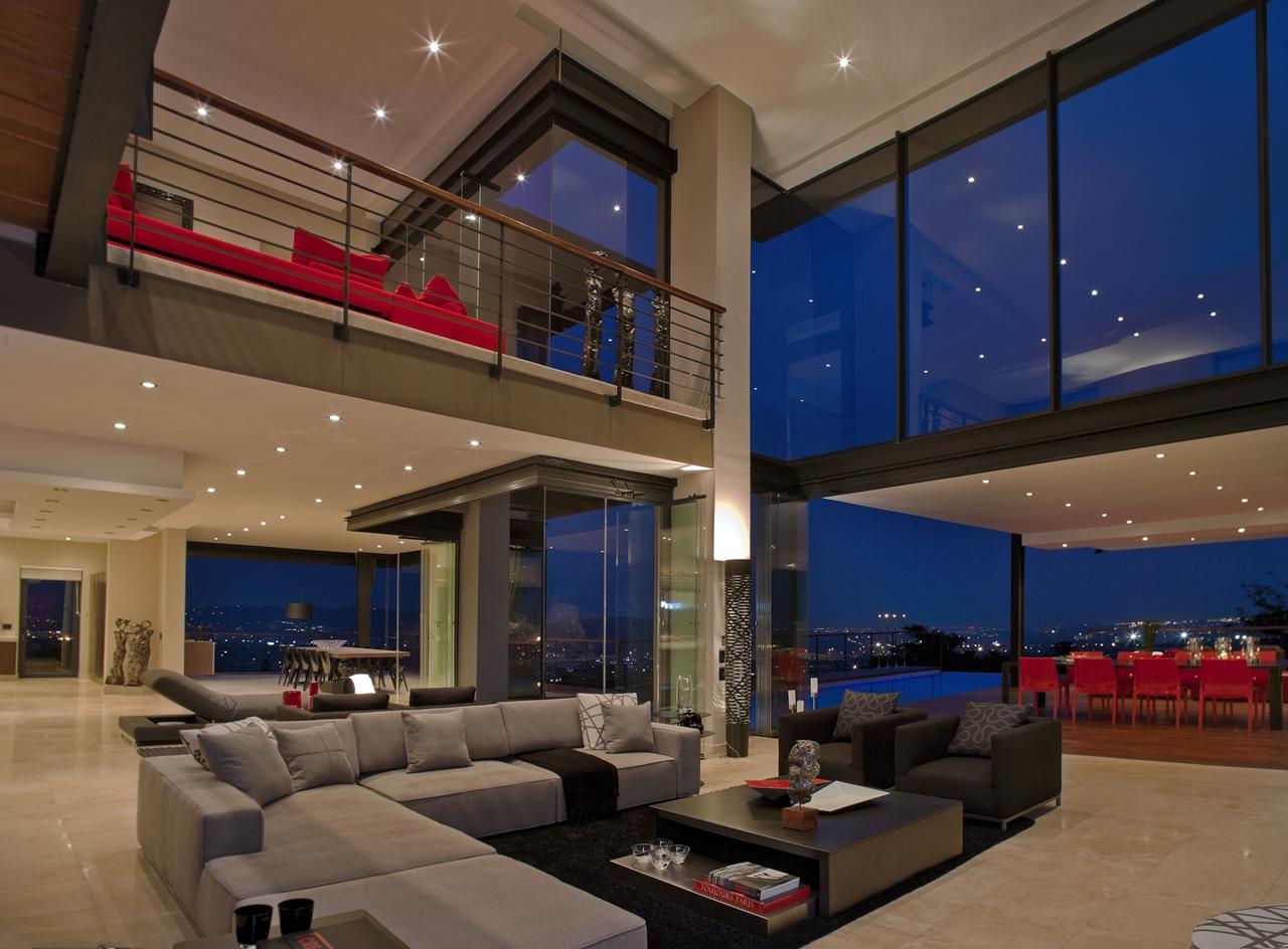 African Living Room Design
