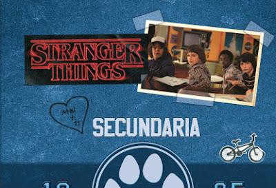Comienza a leer: Stranger Things. Anuario