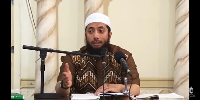 Pandangan Ustadz Khalid Basalamah Tentang Pernikahan