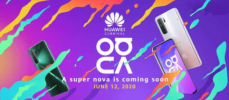 "Huawei will launch a new ""super nova"" phone in the Philippines soon!"