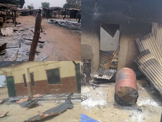 7 persons dead, 5,000 displaced after Boko Haram attack on Adamawa community