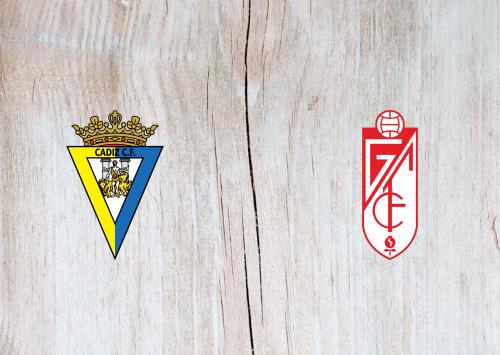 Cádiz vs Granada -Highlights 04 October 2020