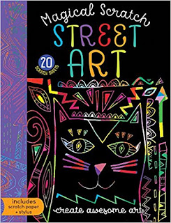 Street Art: Includes Scratch Paper + Stylus