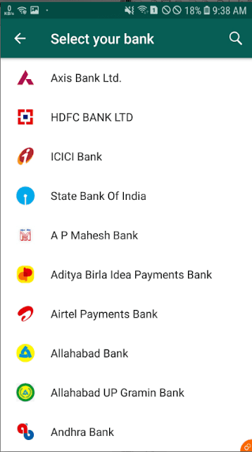 whatsapp payment me bank accounts kaise add kare,how to add bank accounts in whatsapp in hindi
