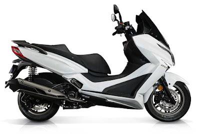 Spesifikasi Kymco X-Town 250