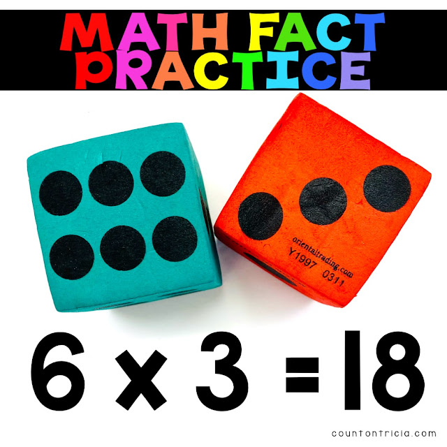 Fun ways to Practice Multiplication Facts during the Summer with Multiplication Color by Number Activities