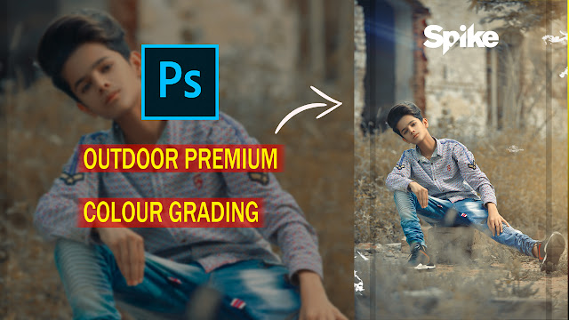 Cool Colour Grading Photoshop cc Editing Tutorial | Instagram DP Editing | How Facebook DP Editing