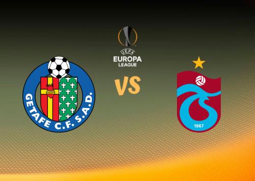 Getafe vs Trabzonspor  Resumen