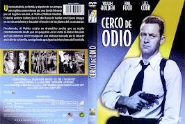 Cerco de odio (1948) - Carátula