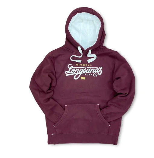 North East Father's Day Gift Ideas (Delivered)  - Longsands Hoodie