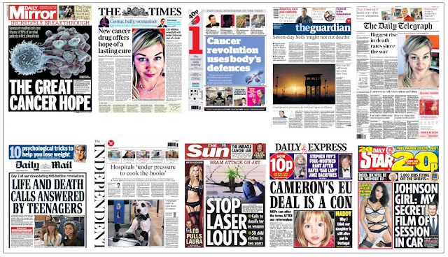 front pages 16-02-16