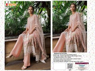 Fepic Chikankaari Kari Work Pakistani Suits Collection In Wholesale Rate
