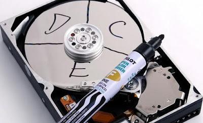 Como particionar (dividir) o HD em outras unidades de Disco.