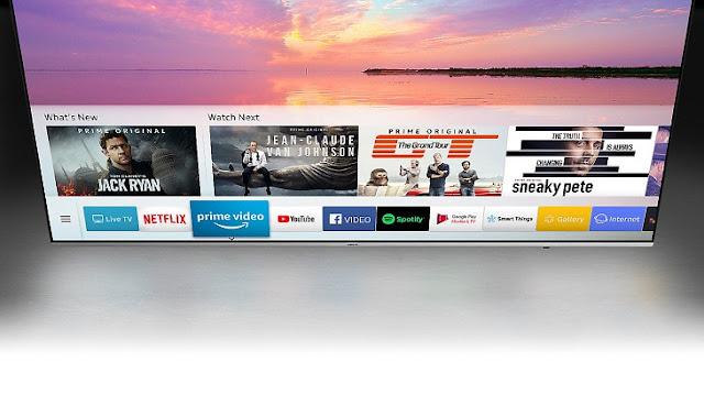 Smart Tivi QLED Samsung 4K 65 inch QA65Q7FNAKXXV