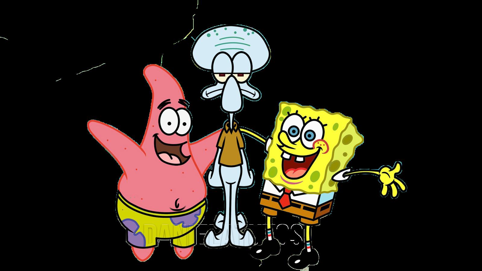 Spongebob Characters | www.imgkid.com - The Image Kid Has It!