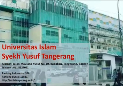 The cost of Tuition UNIS Tangerang