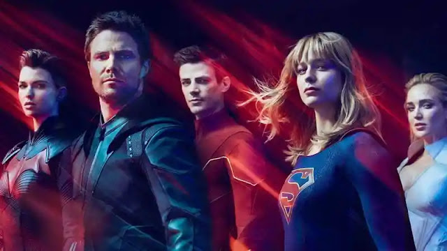 Arrowverse SDCC 2019