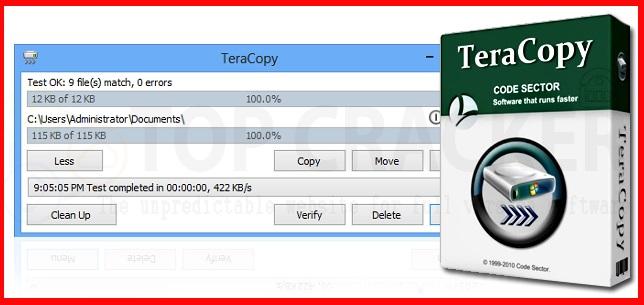 تحميل برنامج تيرا كوبى للكمبيوتر 2017 TeraCopy