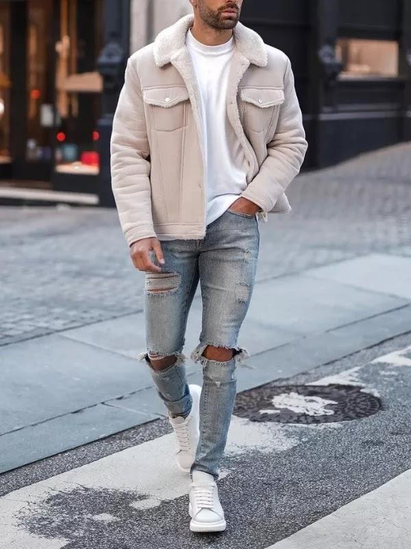 Sweatshirts with other jackets