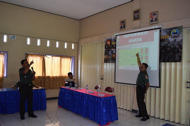Gencar Kodim Klaten Sosialisasikan Pendaftaran Menjadi Prajurit TNI