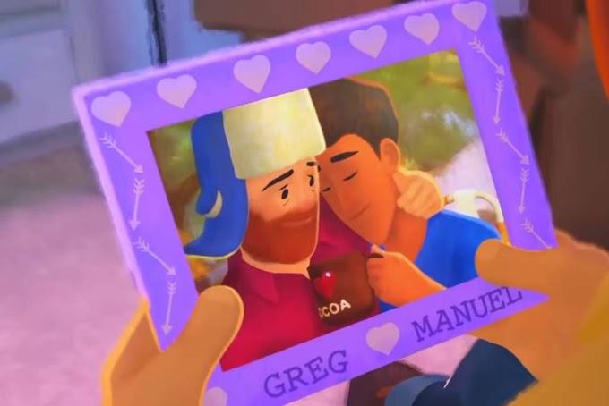 Pixar apresenta seu primeiro personagem gay