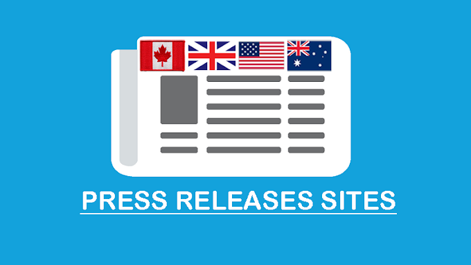 Top Free & Paid Press Release Submission Sites[2019]