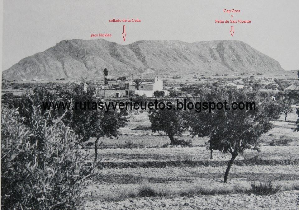 Sierra de Font-Calent
