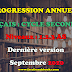 Progressions Annuelles Cycle Secondaire 1.2.3 AS . Dernière Version
