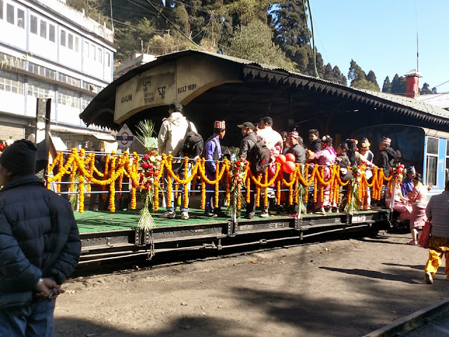 tea and tourism festival Darjeeling