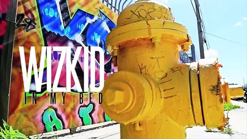 """Wizkid – """"In My Bed"""" #Arewapublisize"""