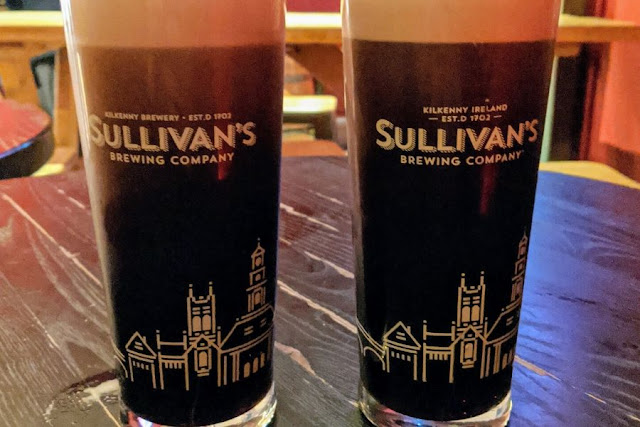 Things to do in Kilkenny: Have a pint of Marble Stout at Sullivan's Taproom