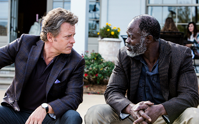 Greg Kinnear and Djimon Hounsou star in Same Kind of Different as Me
