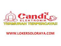 Loker Admin Pembelian dan Sales Grosir di Candi (Diva) Elektronik Sukoharjo