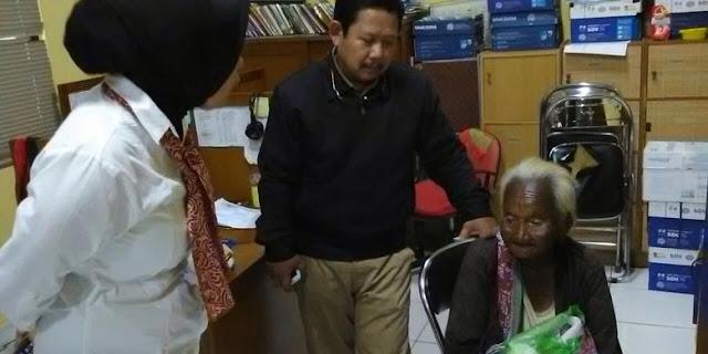 Nenek yang Dipaksa Mengemis di Semarang itu Ternyata Dulu adalah Orang yang Berada