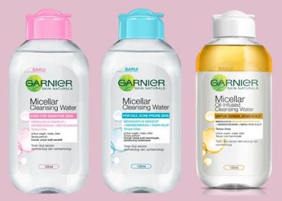 Rekomendasi Garnier Micellar Water yang Sesuai Dengan Kebutuhan Kulitmu