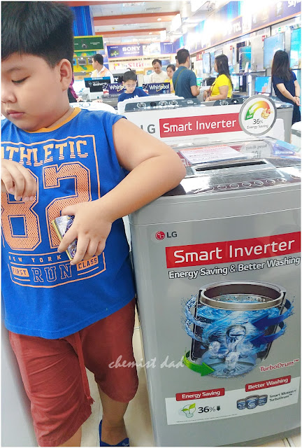 LG full-auto washing machine, LG Smart Inverter Washing Machine, LG washing machine, product review, review, unboxing, LG T2107VSPW,