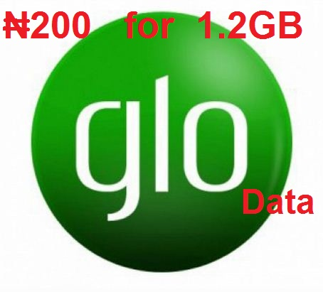 How to get 1.2GB data on Glo network with N200