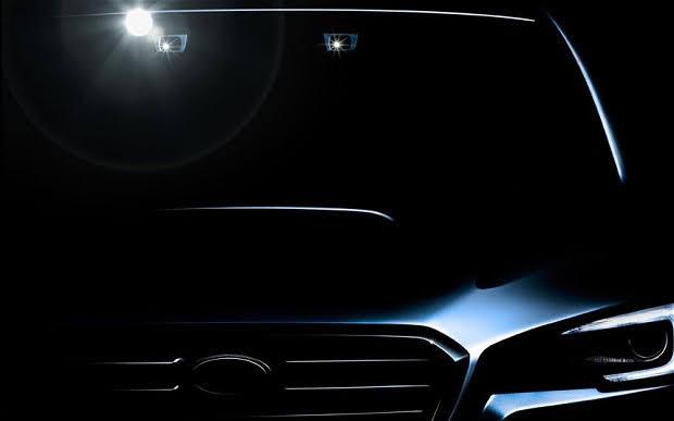 【鍵盤車訊】熱血好爸爸的指標選項 --- Subaru Levorg - 2013 年東京車展發表概念車款