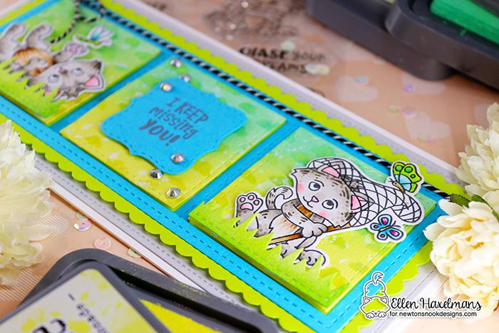 #newtonsnook #newtonsnookdesigns #handmadecard #cardmaking #stamping #hellocard #friendshipcard #landbordersdieset #nnd #card #cardmaking #handmade #stampset #dieset #paperart #hobby #drawing #gnomecard #copicmarkers #copicciao #copiccoloring #CaptivatedKittensstampset #Cloudstencil #PetiteCloudsstencil #Oxideinks #aprilrelease #papierkunst #dutchcardmaker