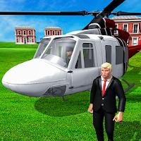 US President Escort Helicopter: Air Force VTOL 3D Apk free Download