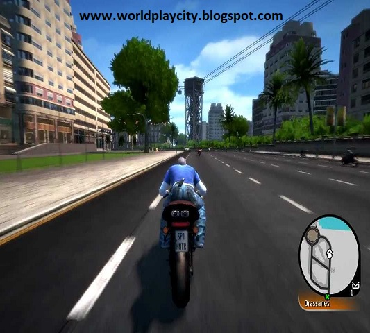 Free Download Full Game The Wheelman For Pc