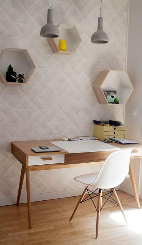 work space interior design idea