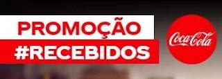 Cadastrar Nova Promoção Coca-Cola Recebidos 500 Mil Reais e Vários Prêmios - Enviar Códigos
