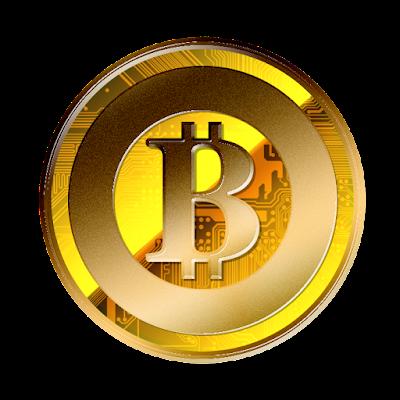 ビットコインゴールドのフリー素材(金貨ver)