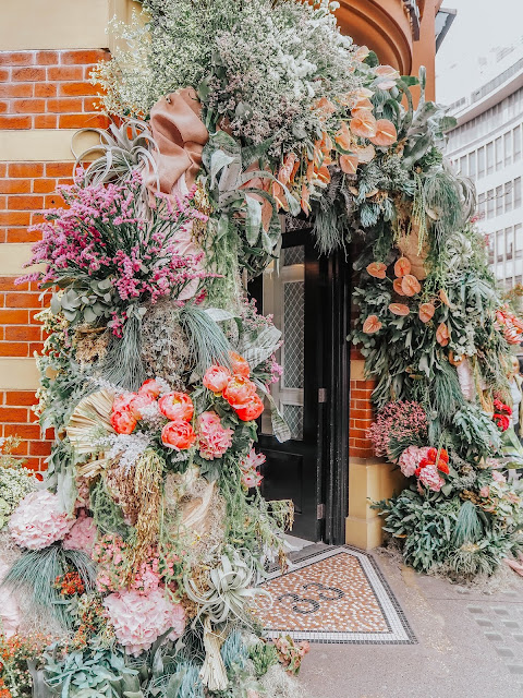 Chelsea in Bloom 2019 Club Monaco