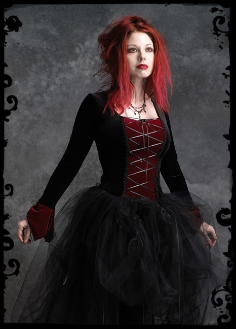 Custom Gothic Wedding Dresses Handmade Victorian