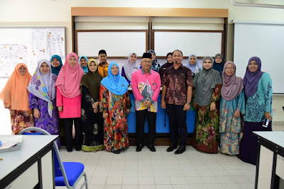 Bengkel Project-based Learning STEM di SMK Bandar Puteri Jaya