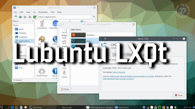 Lubuntu LXQt